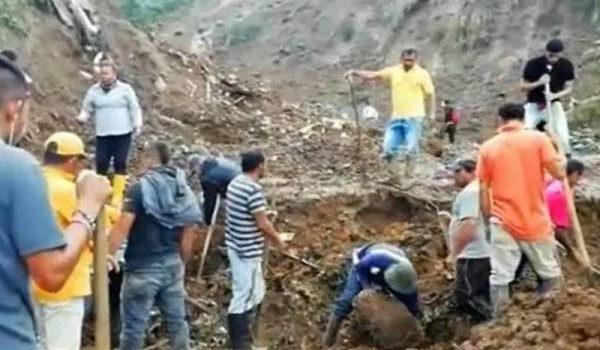 14 maut insiden tanah runtuh di Colombia