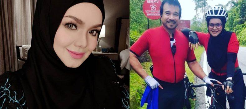Siti Nurhaliza dedah hampir 'muntah hijau' sebab…