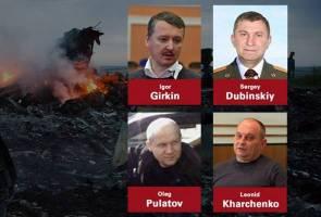 MH17: Ini info mengenai suspek di sebalik nahas