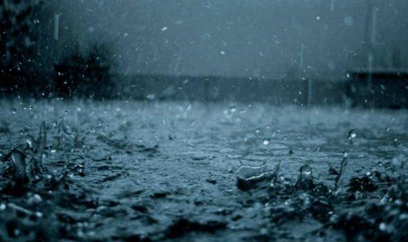 Amaran cuaca buruk, hujan lebat di empat negeri sehingga Selasa