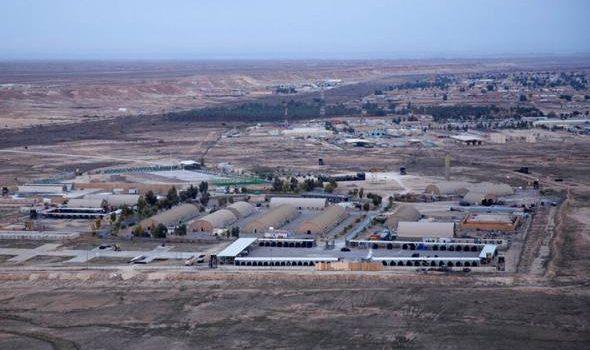 Iran mula serang pangkalan tentera AS, puluhan peluru berpandu dilancar