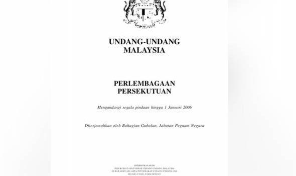Ini proses pemilihan Perdana Menteri oleh Yang di-Pertuan Agong