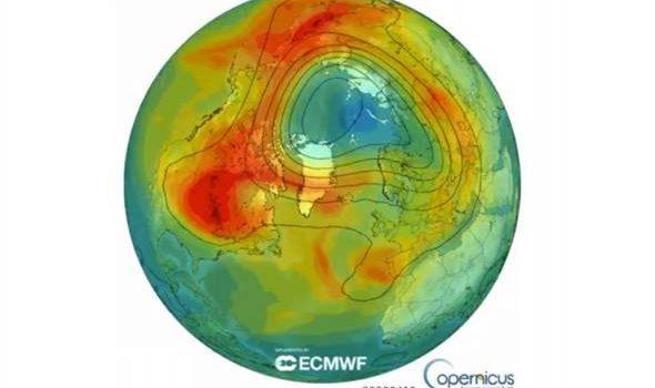 Bumi kian pulih, kebocoran lapisan ozon kembali tertutup