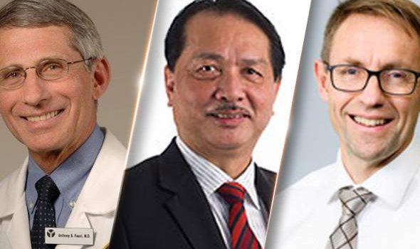 Saluran TV China senaraikan Dr Noor Hisham antara tiga doktor terbaik dan diyakini
