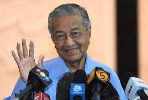 Dr Mahathir, Muhkriz dan tiga yang lain digugur keahlian Bersatu