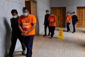 Lindungi premis haram: Tiga lagi penguat kuasa MBSA direman