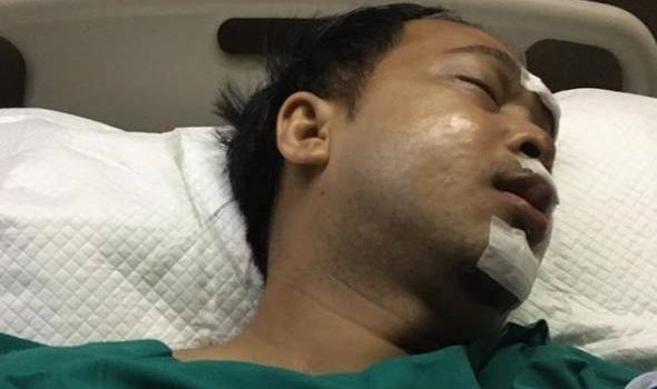 Pengacara Fedtri Yahya kemalangan, kini dirawat di hospital