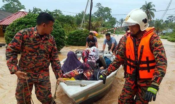 Lebih 12,000 anggota bomba dan 1,000 aset sedia hadapi banjir musim tengkujuh