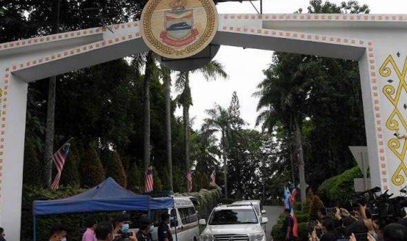 Angkat sumpah Ketua Menteri Sabah dijadual esok