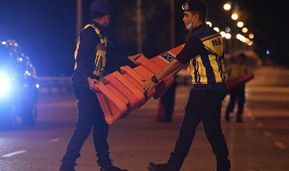 SJR di Putrajaya berakhir berikutan penamatan PKPB