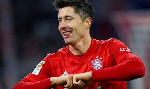 Lewandoski dinobat Pemain Terbaik FIFA 2020