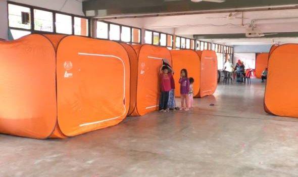 Banjir: 4 daerah di Terengganu terjejas, hampir 8,000 mangsa masih di PPS