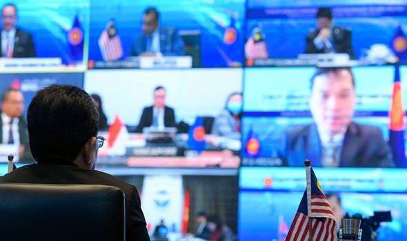 Mesyuarat Menteri-Menteri Digital Asean pertama bermula hari ini.