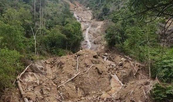 Kemusnahan Air Terjun Tanjung Batu: Permit kontraktor kuari digantung sementara