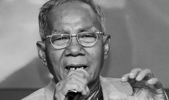 Pelawak veteran, Jamali Shadat meninggal dunia
