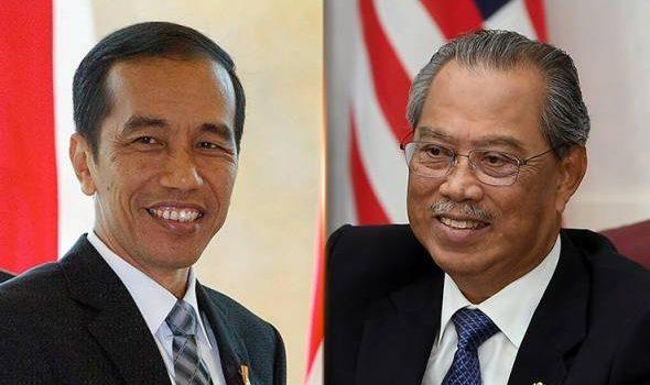 Muhyiddin akan adakan pertemuan empat mata dengan Jokowi