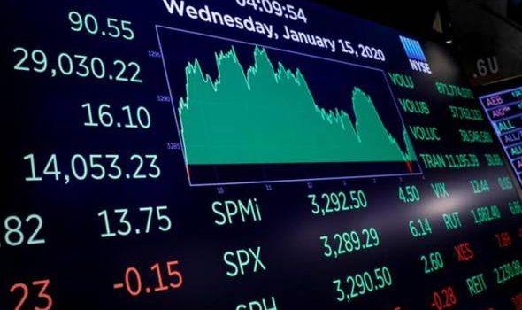 Saham di Bursa AS ditutup tinggi